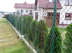 забор из рабицы дешевый
