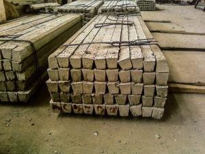 бетонные столбы для забора стоимость