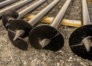 металлические столбы для забора цена