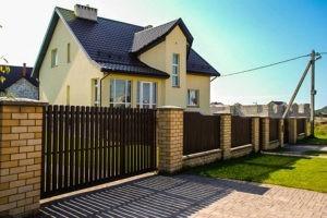 построить забор на даче под ключ цена в Москве и области