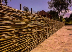 забор из дерева купить