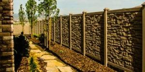 забор из камня стоимость
