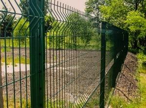 забор из сварной сетки цена
