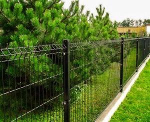 забор из сварной сетки цены
