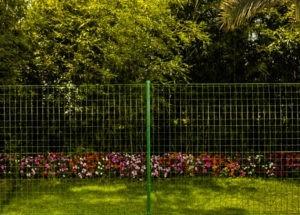 забор из сварной сетки купить