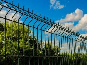 забор из сварной сетки расценки