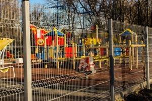 детский забор цена