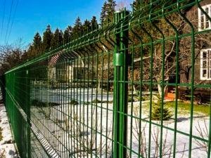 изготовление заборов и ограждений из металла в Москве и области