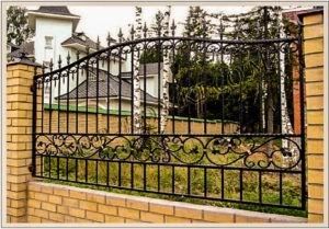 забор для сада цена