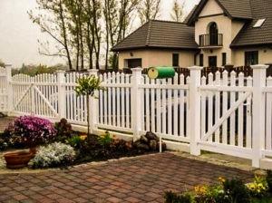 забор для сада стоимость