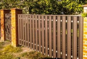 забор из металлического штакетника отзывы