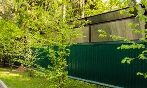 шумоизоляционный забор цена в Москве и области