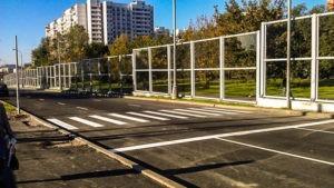шумозащитные панели для автодорог стоимость